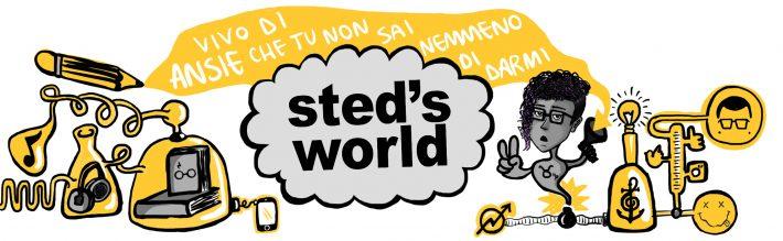 sᴛᴇᴅ's world